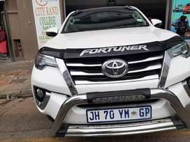 Toyota Fortuner GD-6