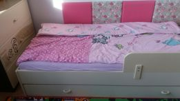 Łóżko i komoda Meblik