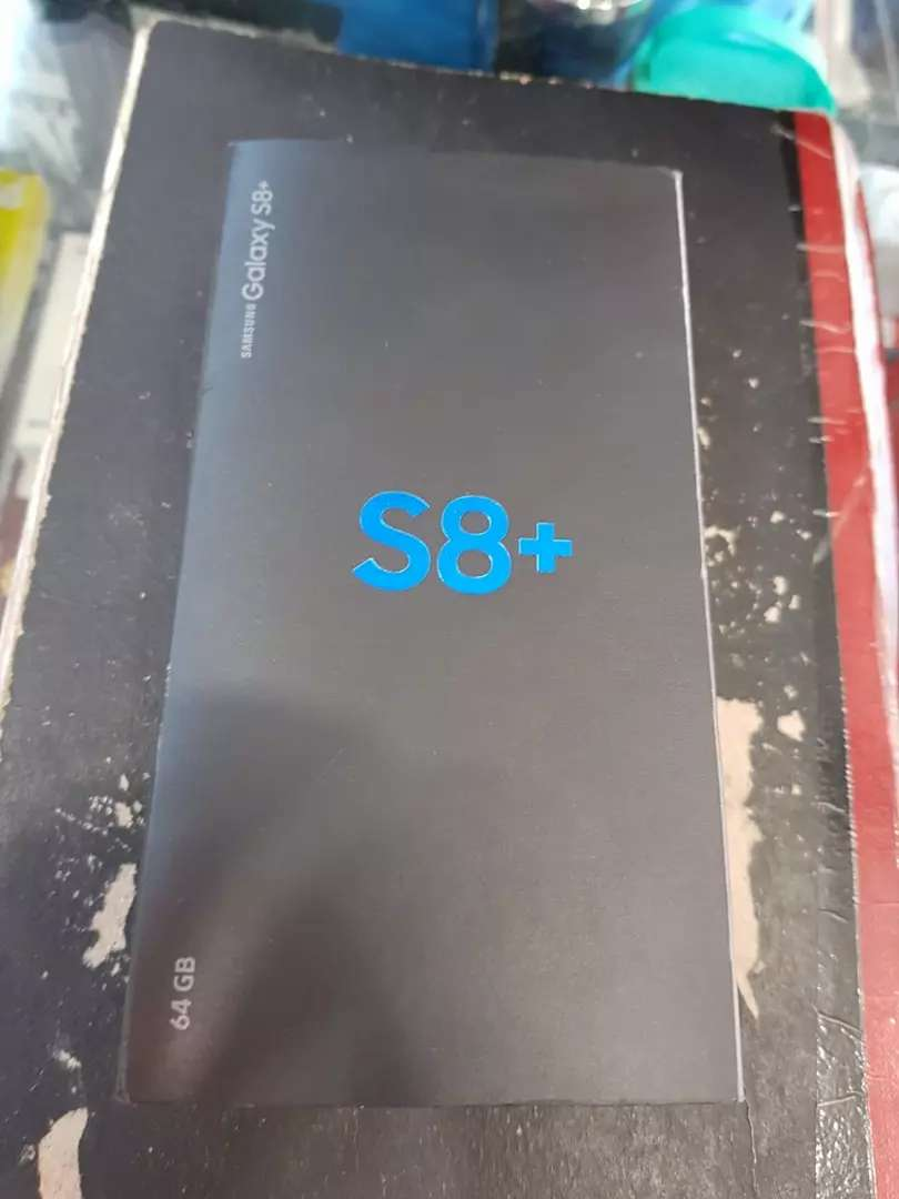 Samsung s8plus like new 0