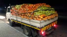 Hire a 2ton truck wasap