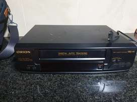 Orion VCR and Recorder