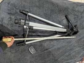 New tripod + bag + spare release plate