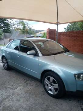 Audi A4 B6 in excellent condition