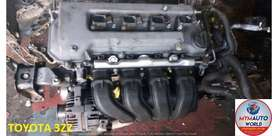 Imported used TOYOTA runx 1.6 Engines for sale at MYM AUTOWORLD