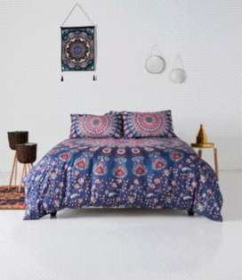 Utopia duvet cover set double