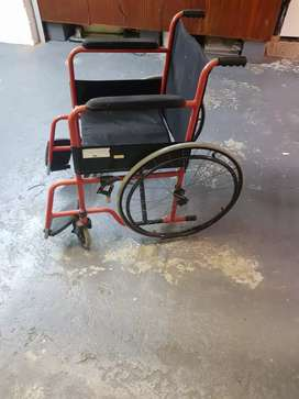 Wheel chair in good condtion