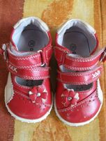 Туфельки для вашей малышки кожаные