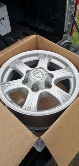 GWM Steed 5e Original Rims 16inch