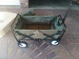 Tentco Foldable Trolley for sale