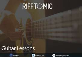 Affordable Guitar Lessons