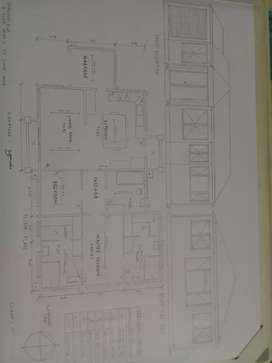 5 ROOMED FLOOR PLAN