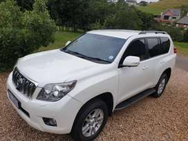Toyota Prado V6 4l complete free flow exhaust with branches.