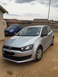 Image of VW Polo 1.4