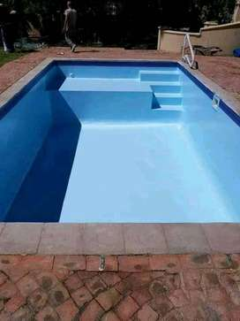 Swimming pools renovations