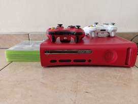 Prestige Red limited Edition Xbox 360