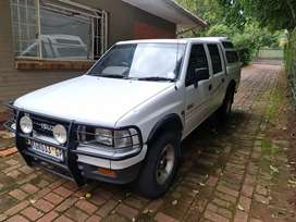 1 OWNER ISUZU DOUBLE CAB KB280 D