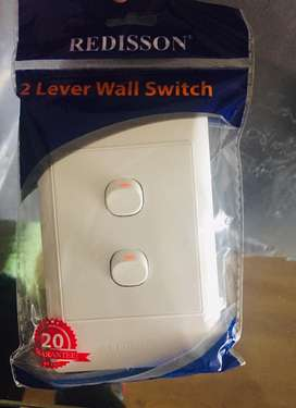 Two lever switch