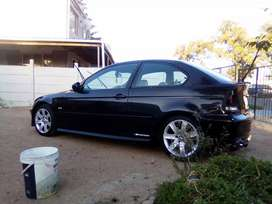 Bmw I'm looking for a bakkie for swop for  my car you can WhatsApp me
