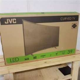 Brand new JVC curved 39""