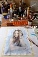 Рисую портрет (или шарж) по фото