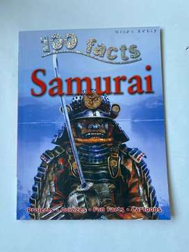 100 facts samurai