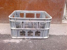 Ящики пластиковые (пластмассовые) для пивных бутылок, стеклотары. 2-шт