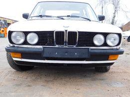 BMW E28 524 TD w bardzo dobrym stanie opłacona oryginał