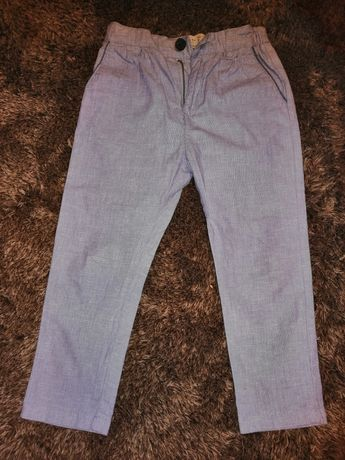 Spodnie eleganckie Zara 104 Kobyłka - image 1