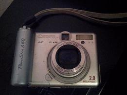 Продам не работающий фотоаппарат Canon