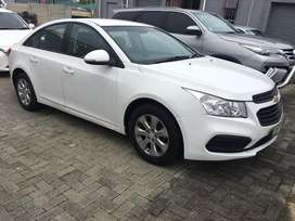 2016 chev cruze with 100 300kms