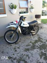 Image of Suzuki DR 500 mint and running! swop or sell!!