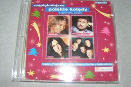 """""""Najpiękniejsze Polskie Kolędy"""" Piasek Krawczyk Kayah De Mono"""