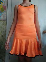 Платье для танцев бэсик