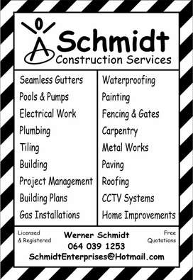 Paarl Construction Services