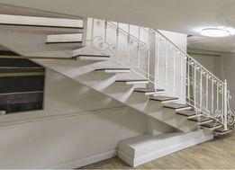 Бетонные лестницы по индивидуальным проектам