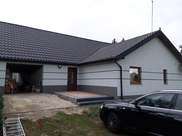 tynkowanie elewacji metodą natryskową już od 15 zł/m2 Wrocław - image 7