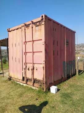 Cold room with container 3meter wide