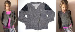 Święta szkoła apel Ramoneska wdzianko żakiet bluza 7-8lat