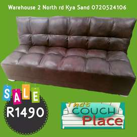 Sleeper Couch. NEW Stock.