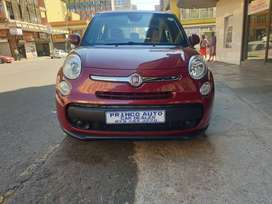 2014 Fiat 500 L 1.4 Engine Capacity