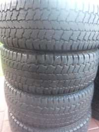 Image of 245/70/16,4xContinental WorldContact 4x4,Close to 70 percent tread!!