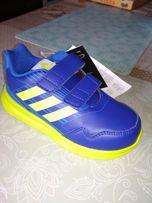 Кожаные кроссовки adidas original. 26 и 27 р. Новые!!!