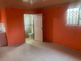 Beautiful neat rooms and a house available immediately