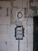 Монтаж проводки. Электромонтаж под ключ. Доступные цены
