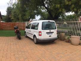 Caddy 1.9 tdi with new engine for sale