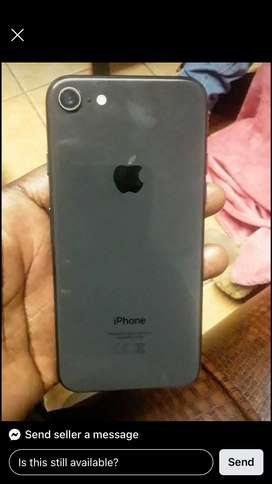 Iphone 8 for cash or swap with iphone 7plus