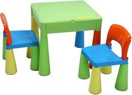 Детский стол и 2 стула Tega Baby Mamut, Польша