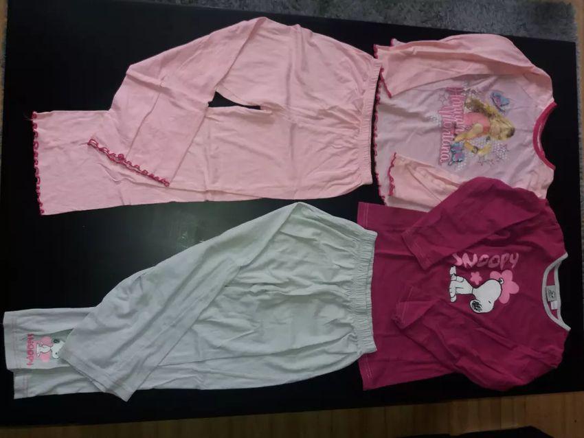 Dívčí pyžama vel. 7-9 let 0