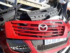 Mazda drifter grille
