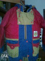 куртка детская новая на синтепоне одинарном демисезонная.
